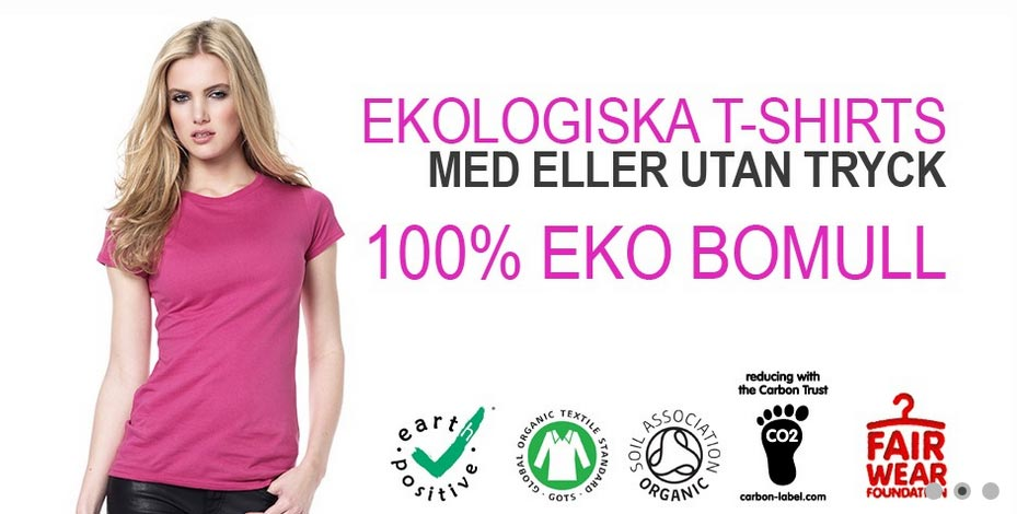 T-shirts Earth Positive